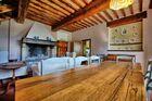 Montegufoni - Villa Osbert