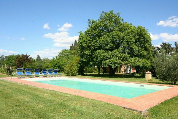 Villa Fontine, private pool