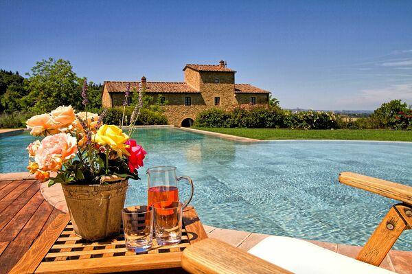 Villa Petrognano tuscany
