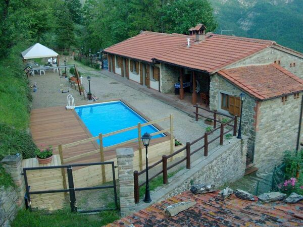 Annarita, sleep 20, private pool, tuscany
