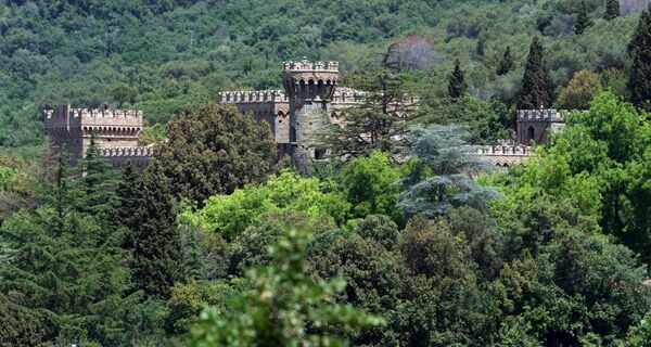 Borgia Castle, ideal wedding venue