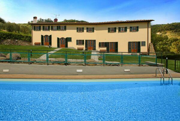 Villa Le ferrette private pool sleeps 24