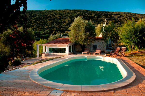 Ca del Fico puglia private pool