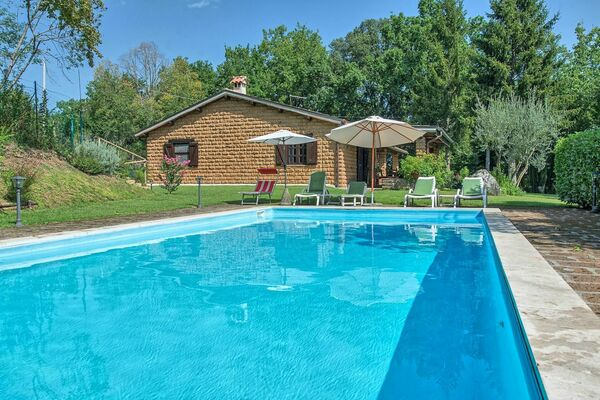 Villa Letizia tuscany