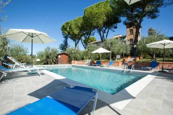 Villa Treppie: Villas with private pool to sleep 17, 18 or 19 people