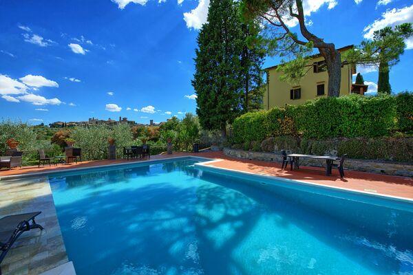 Apartment sleeps 3 tuscany