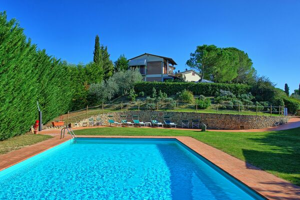 Casa Vasco : Villas, near village, private pool, sleep 8