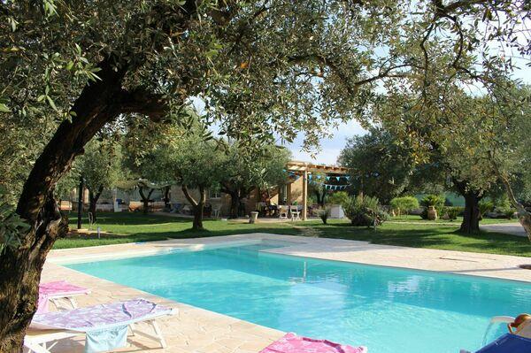Interior villa safiria sleeps 5 private pool puglia