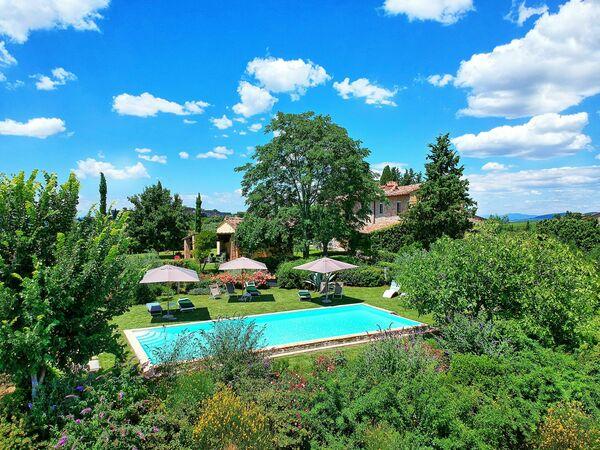 Villa Sonia sleep 12, private pool