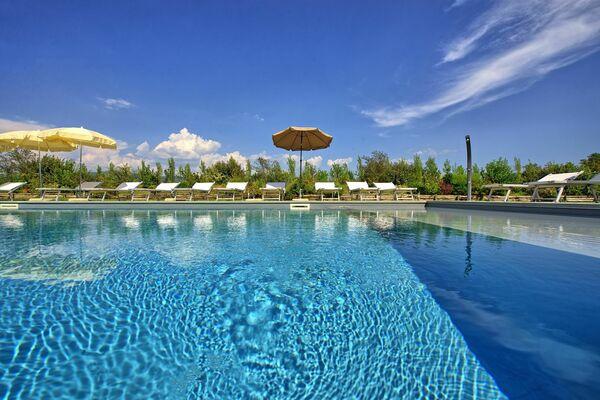Pool,Villa cangeli tuscany
