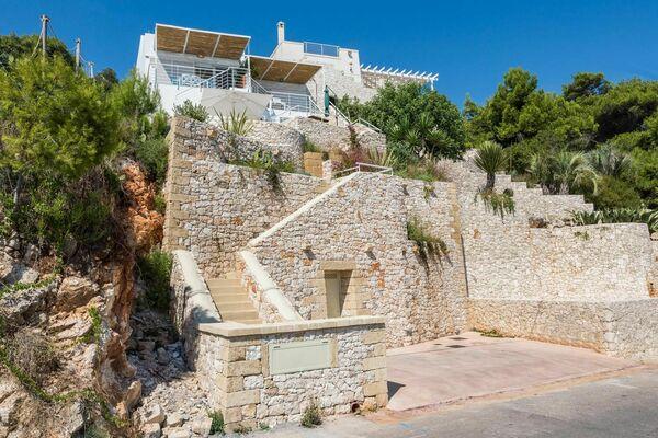 Villa Infinity, private pool, Puglia